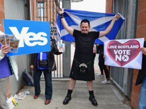 Segùn datos extraoficiales Escocia no serà independiente