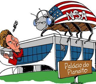 EE.UU espía hasta el teléfono del avión y el móvil personal de Rousseff