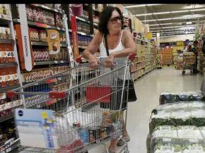 En lo que va de enero, los precios en supermercados aumentaron 0,9%