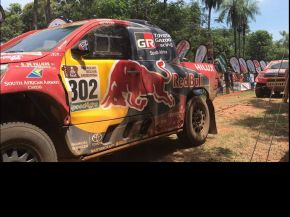 Largó la pasión del Dakar 2017