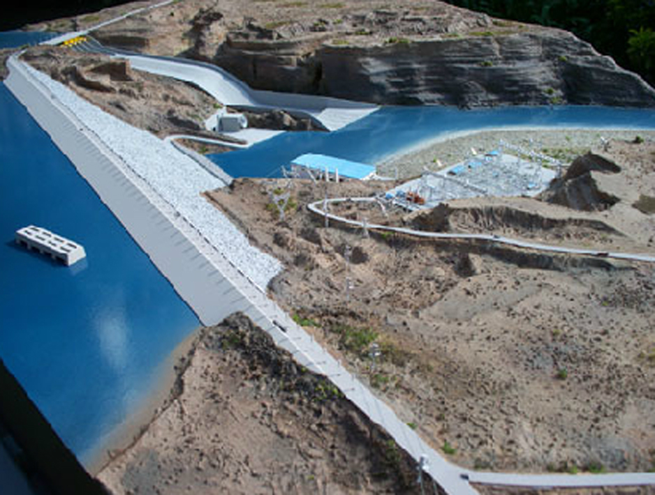 Resultado de imagen para represa de Chihuido