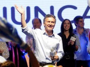 La imagen de Macri sigue en baja