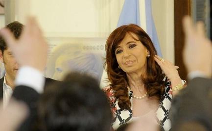 Interpol investiga en Dublin por las amenzas contra Cristina Kirchner