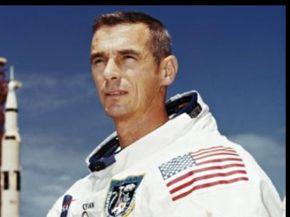 Falleció el último astronauta en pisar la Luna