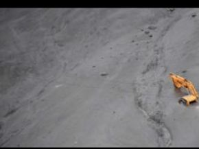 Piden que turistas no viajen a la Quebrada de Humahuaca por trabajos en la zona del alud