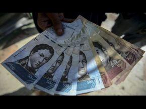 En medio de espiral inflacionario, comenzaron a circular nuevos billetes en Venezuela