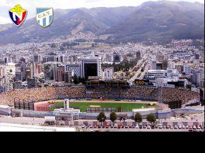 Nacional de Ecuador confirmó que la vuelta se jugara en el estadio Olímpico de Quito