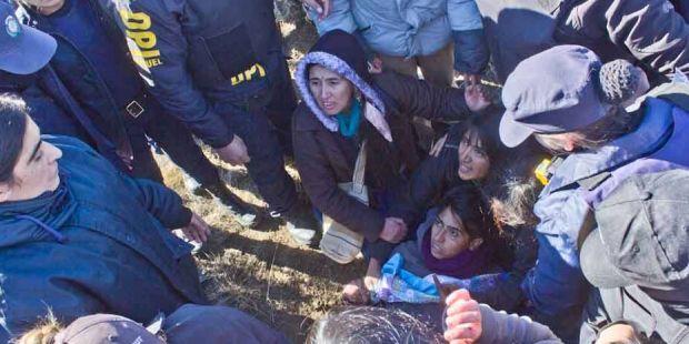 Continúa la represión al pueblo Mapuche