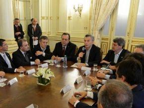 Macri anunció el reintegro del IVA para turistas extranjeros