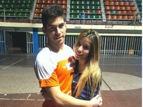 Habrían encontrado el arma con la que mataron al voleibolista Andrés Castro