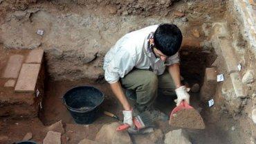 Mendoza: Encontraron restos de la casa de San Martín