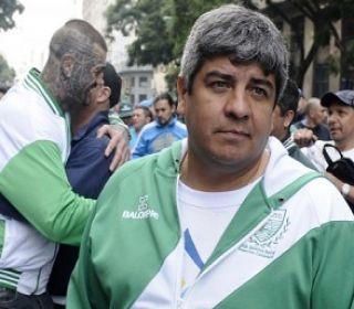 """Pablo Moyano: """"Si la CGT acepta un bonito o maquillaje del Gobierno, no tiene sentido seguir en ese espacio"""""""