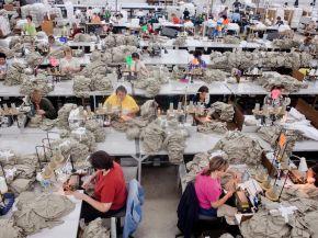 """""""Vamos camino a los 90"""", advierten los textiles"""