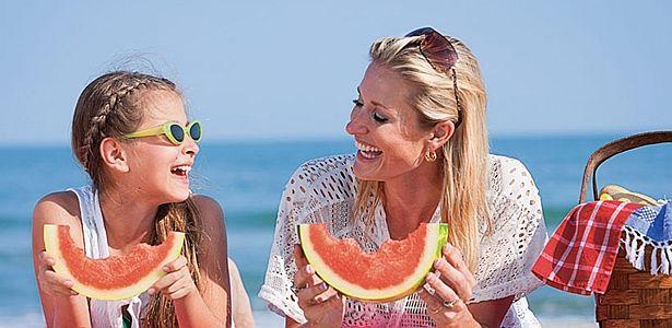 Verano: mejor no saltearse comidas y optar por lo saludable