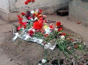 Dolor por el estado de la tumba del padre Juan Viroche