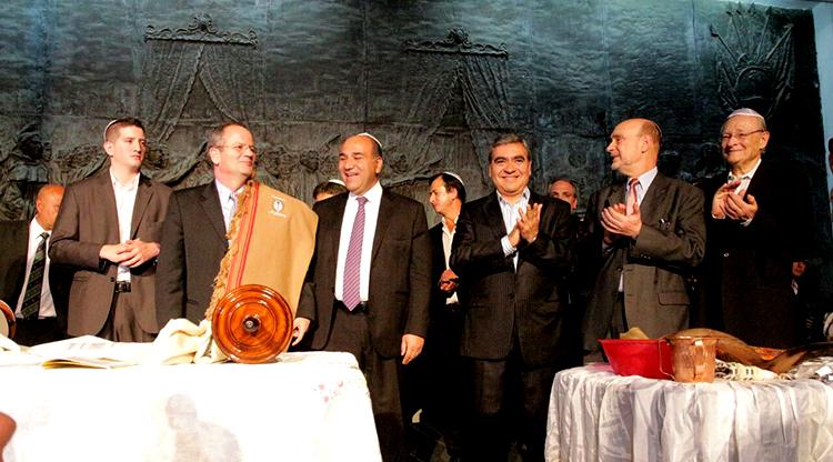 Tucumán fue testigo de la primer Sefer Torá Federal de la Argentina