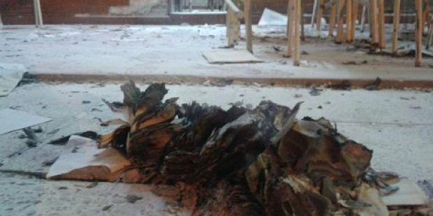 La JEP dio de baja las candidaturas de dirigentes acusados de quemar urnas