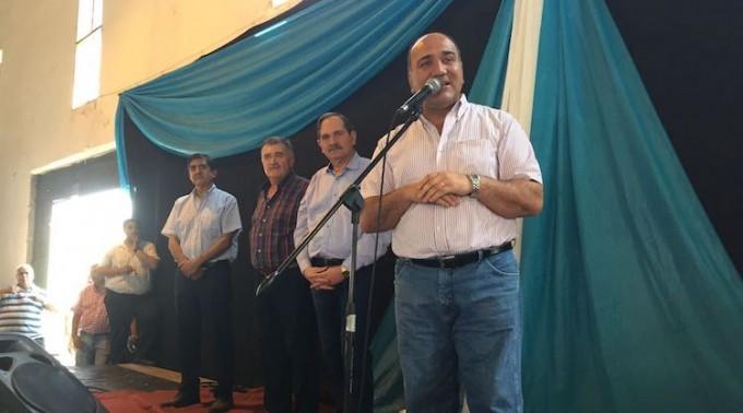 """Manzur, a un año de asumir: """"Tucumán será el centro del norte"""""""