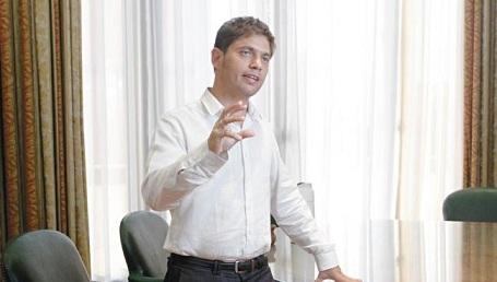 Kicillof embistió una vez más contra el Gobierno nacional