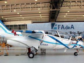 Presentaron en Córdoba los nuevos aviones de entrenamiento de la Fuerza Aérea
