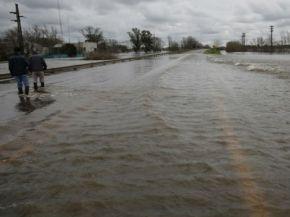 Cesaron las lluvias y cientos de personas perdieron todo en Santa Fe