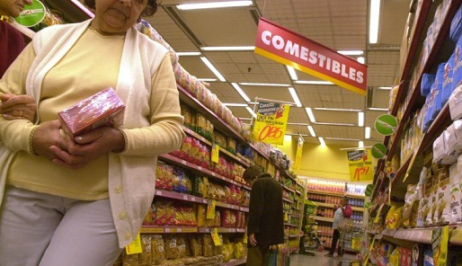 La inflación alcanzó el 40,1% interanual, según una medición de los gremios