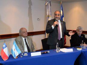 """""""Hay un futuro de progreso y trabajo con Chile"""", dijo el Gobernador"""