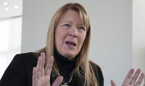 """Margarita Stolbizer dijo que está """"convencida de que el país está mejor que hace un año"""""""