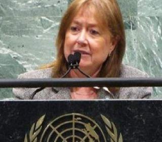 Malcorra anunció que Argentina se quiere asociar a Gran Bretaña en Malvinas
