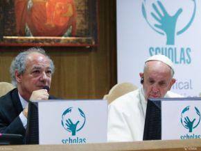 El Papa suspendió el Partido por la Paz
