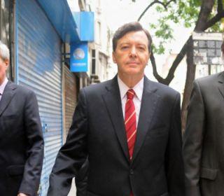 """César Milani aseguró que """"quiere militar en el PJ"""""""