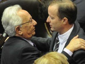Insaurralde fue clave para aprobar la ley Galuccio en Diputados