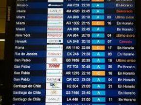 Los vuelos deberán tener una demora máxima de 15 minutos