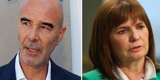 La interna con Gómez Centurión que podría dejar a Patricia Bullrich fuera del Gobierno