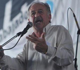 Yasky dijo que se está discutiendo una conducción bipartita de la CTA