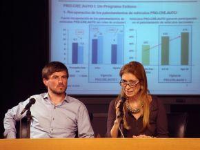 Giorgi instó a los metalúrgicos a incrementar la sustitución de importaciones