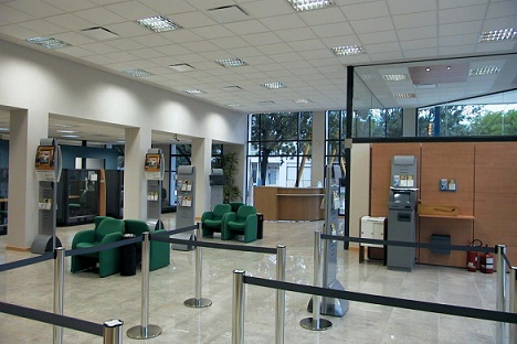 Los bancos abrirán sólo dos horas este martes y miércoles