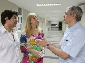 El Hospital Padilla realizó tres ablaciones en seis días