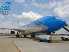 Más de un centenar de argentinos volaron por primera vez