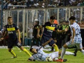 Boca igualó ante Atlético Tucumán