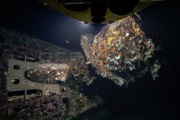 Hallan submarino nazi cerca de las islas Azores