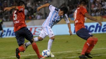 Atlético empató en cero con Independiente, en Salta.