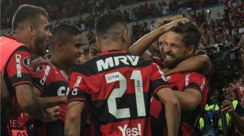 San Lorenzo fue humillado por el Flamengo en el Maracaná