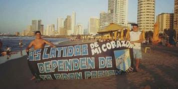 Empiezan a llegar los hinchas Decanos a Cartagena