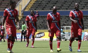 El Nacional, próximo rival de Atlético en la Copa, perdió en un amistoso.