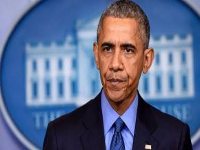 Obama rompió el silencio y celebró las marchas contra Trump