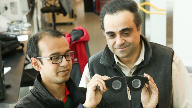 """Las """"gafas eternas"""" podrían ser la solución a muchos problemas de la vista"""