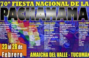 Se vive a pleno una nueva edición de la Fiesta Nacional de la Pachamama