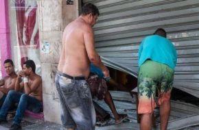 La crisis policial en Brasil dejó ya más de 100 muertos y amenaza con propagarse a Río