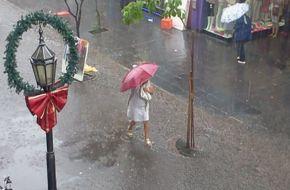 Rige una alerta meteorológica para Tucumán